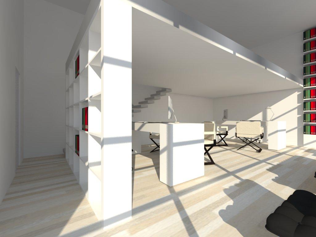 Ufficio Architettura : Studio uaig ufficio architettura interni grammauta luca grammauta