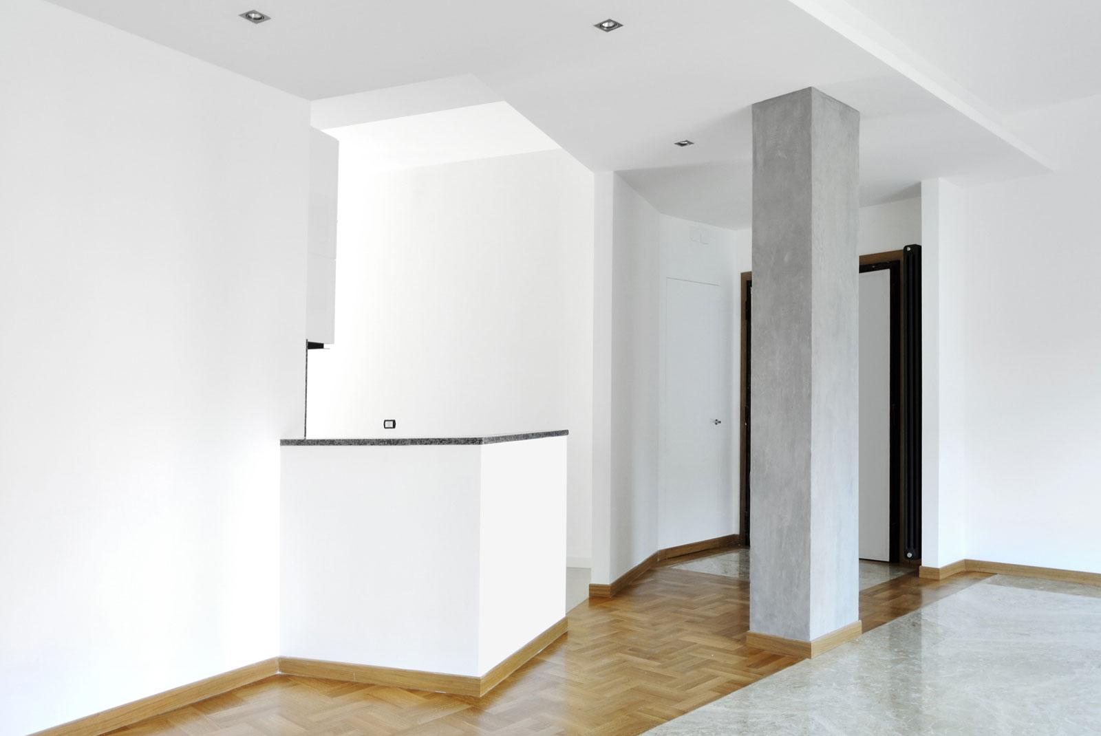 Piastrelle Bianche Diamantate Bagno press release: casa tiburtina | cafelab studio di architettura