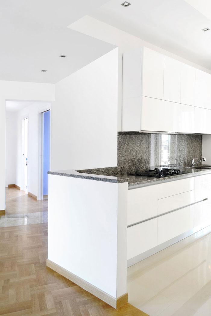 casa tiburtina | cafelab studio di architettura - Arredo Bagno Tiburtina